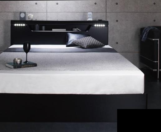 収納ベッド通販 インダストリアル収納ベッド