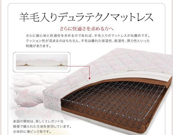 シンプルベッドフレーム通販『ハイヘッドデザインすのこベッド【Brat】ブラート』