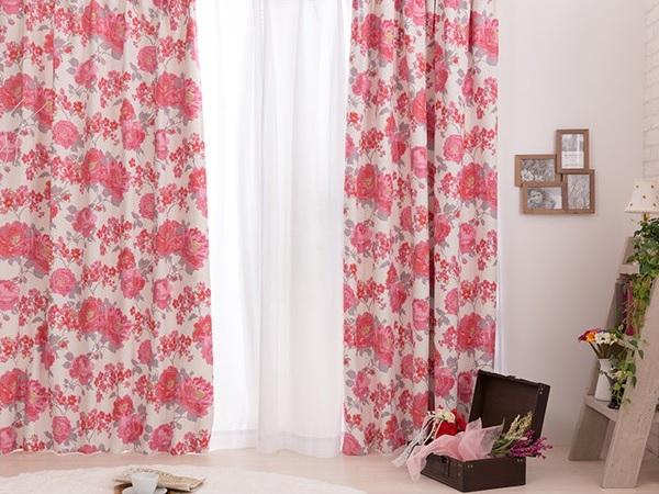 窓を飾るカーテン(デザインとサイズが選べる8000パターン)インファラ OVER TIME(オーバータイム)