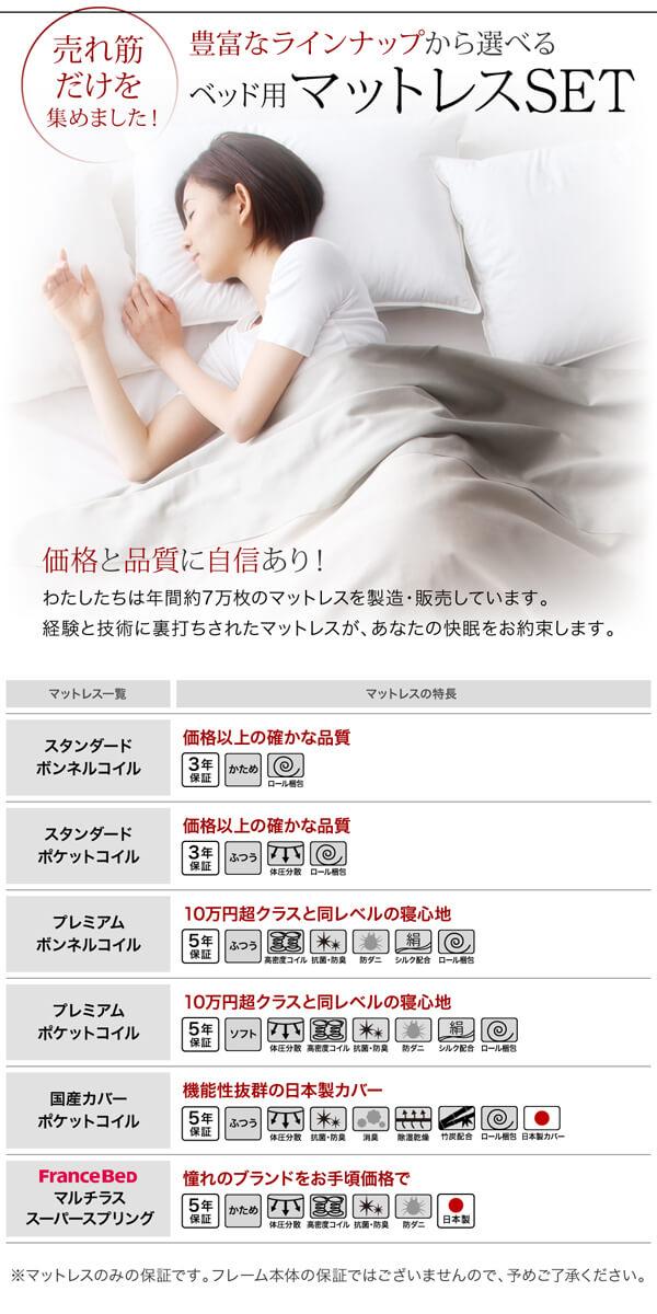 低いベッド通販『ずっと使える・将来分割出来る・シンプルデザイン大型フロアベッド 【Grati】グラティー』