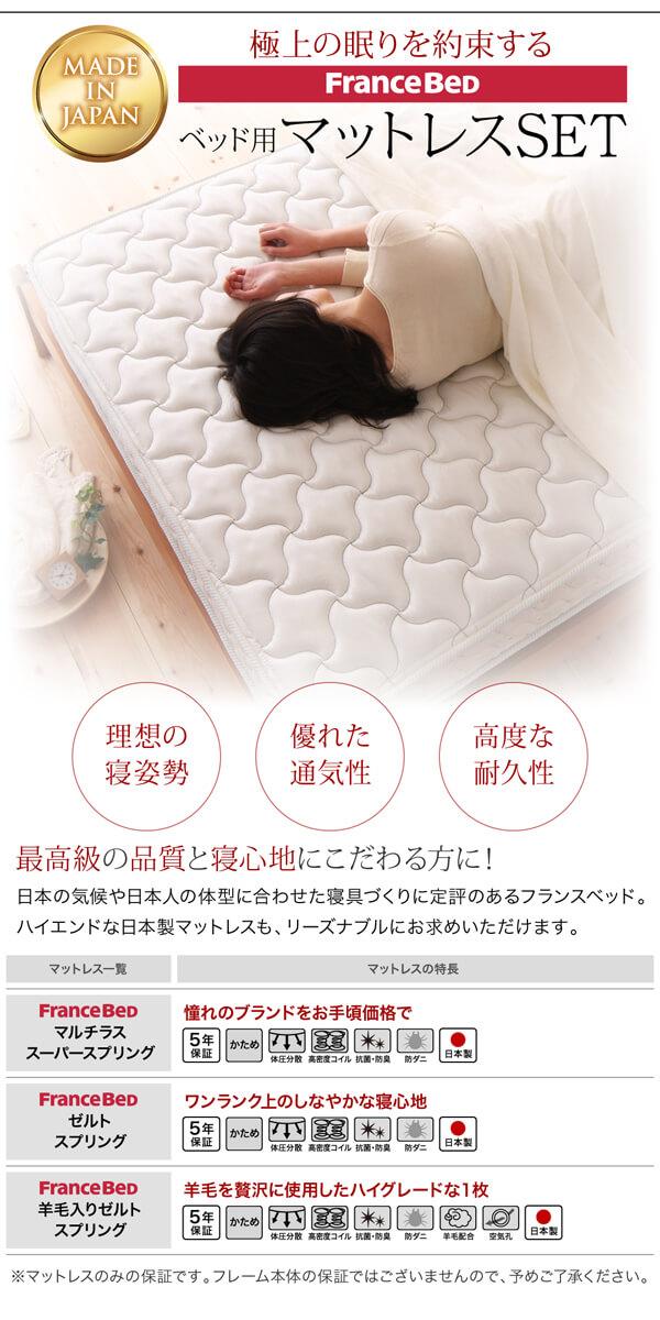 低いベッドシングル通販『将来分割して使える・大型モダンフロアベッド【LAUTUS】ラトゥース』