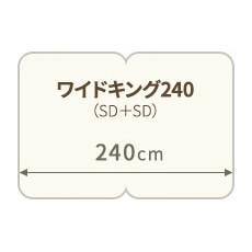 ワイドキング240:240cm