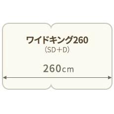 ワイドキング260:260cm