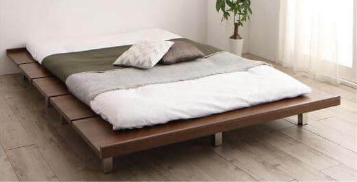 頑丈さで決める男前ベッド『頑丈デザインすのこベッド【RinForza】リンフォルツァ』