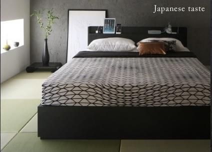 収納ベッドシングル通販 和室に合う収納ベッド