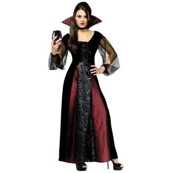 カワイイハロウィン仮装屋通販 ヴァンパイアのコスプレ『【コスプレ】S/M Adlt Goth Maiden Vamp 大人用(SM)』