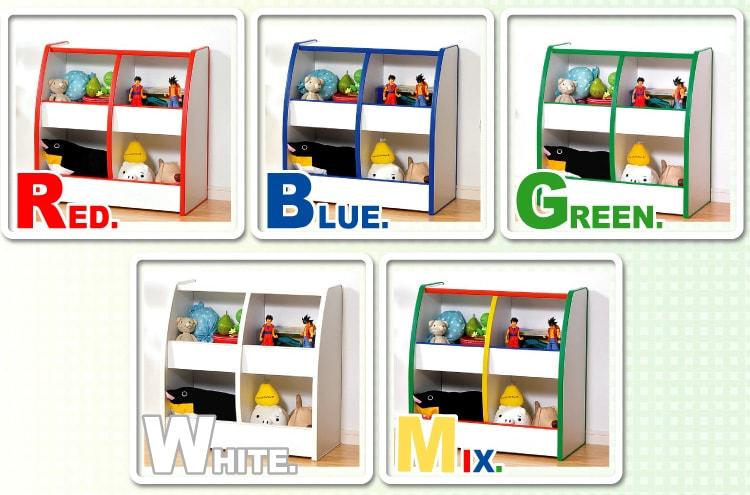 『キッズファニチャー【JOY. TOY BOX】トイボックス(おもちゃ箱)』