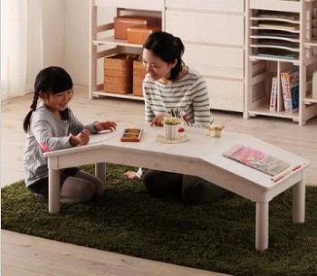 キッズ家具(ファニチャー) テーブル
