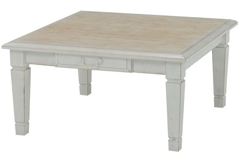 フレンチスタイルベッドにマッチする フレンチスタイルローテーブル