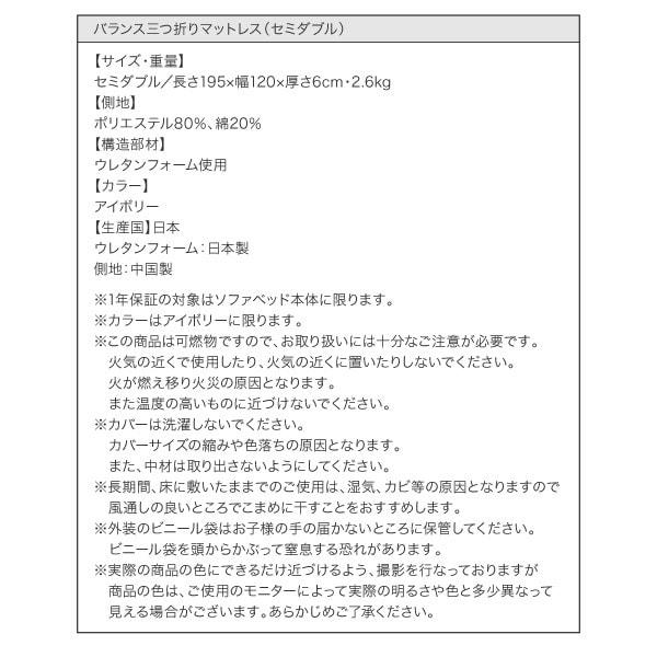 モダンソファー通販 『カウチソファベッド【L/G】エル・ジー』