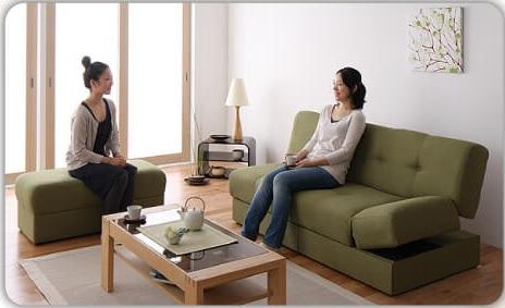 モダンソファー通販 多機能ソファーをお客様を迎えるソファーの形態にする『http://office-goendo.main.jp/office-goendo/gaibu-imj/modern_sofa/konoha/07_02.jpg』