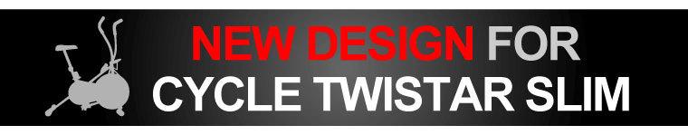 『家でできる有酸素運動グッズ・器具通販』サイクルツイスタースリム&テンションベルト3本セット